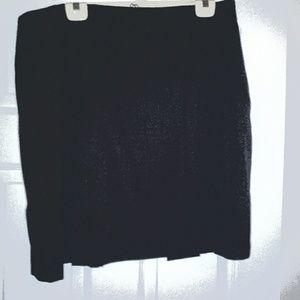 New Ladies Charcoal Skirt(18)